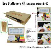 B--40-Eco-Stationery-Kit