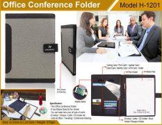 Conference Folder H 1201