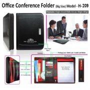 Conference Folder H 209