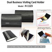 Dual-Visiting-Card-Holder-H-1123