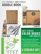 Eco friendly Doodle Book