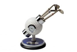 GG 343-Golf-penstand with Watch and Pens