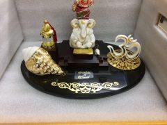 Ganesha with Om