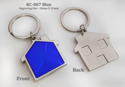 Keychain-KC-007-Blue