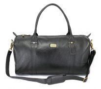 Leatherette Travel Bag