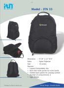 Microsoft Bagpack