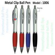 PC-1006-Metal-Clip-Ball-Pen