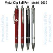 PC-1010-Metal-clip-Ball-Pen