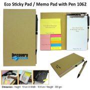 PC 1062 Eco-Sticky-Pad