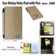 PC 1068 Eco-Sticky-Pad-note-pad