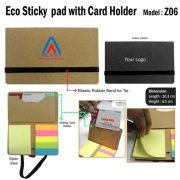 PC Z06 Eco-Sticky-with-Card-Holder