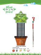 Plantable Pencil Set