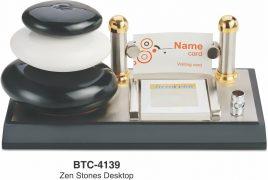 Zen stones Desktop BTC 4139